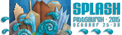 SPLASHWS15 - October 25–30, 2015, Pittsburgh, PA, USA